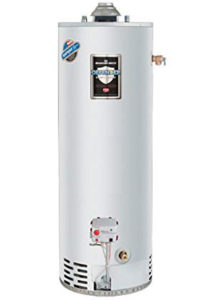 A water heater